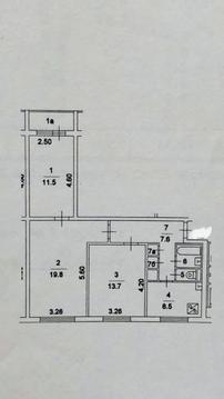 Продается 3-я квартира в г.Москва на ул.Илимская, д 2