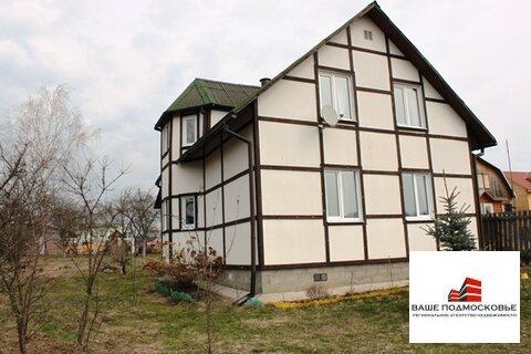 Дом в деревне Левинская