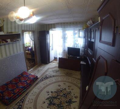 Продается двухкомнатная квартира в Атепцево.
