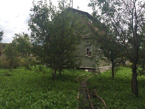 Продается участок с домом в Москве