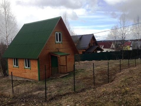 П. Тучково, 4-я Григоровская, участок 30 соток с двумя строениями
