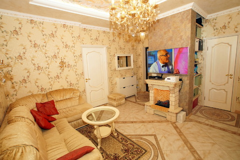 Продается уютная трехкомнатная квартира