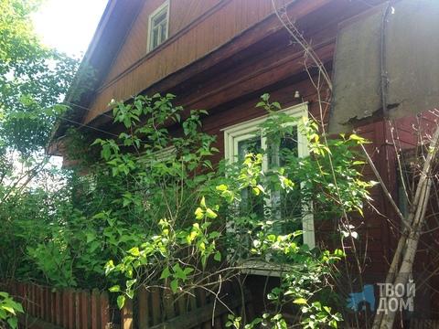 Деревенский дом, со всеми центральными коммуникациями, 6,2 сотки земли
