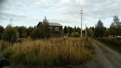 Продам участок в деревне Рыгино