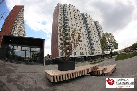 "2-комнатная квартира, 65 кв.м., в ЖК ""Кварталы 21/19"""