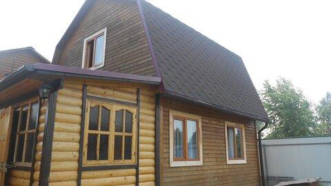 Продаётся дом с земельным участком в Московской области