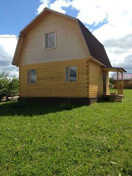 Земельный участок 7 соток с домом 54 кв.м ИЖС поселок Литвиново .