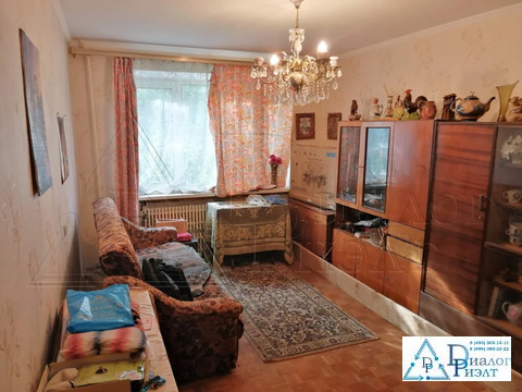 3-комнатная квартира в с. Речицы Раменский р-н