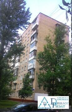 Продается 2-комн квартира в 7 минутах ходьбы от метро Волжская гмосква