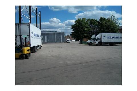 Сдаем теплый склад 530м2 Кантемировская