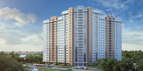 Москва, 1-но комнатная квартира, ул. Краснобогатырская д.28, 8451963 руб.