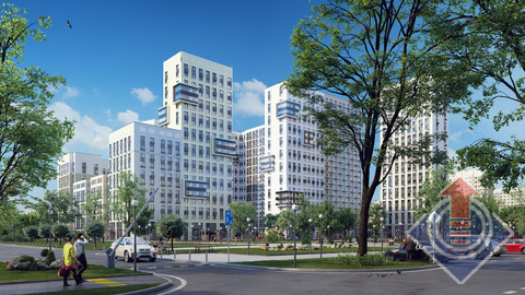 Москва, 1-но комнатная квартира, ул. Тайнинская д.9 К4, 5044221 руб.