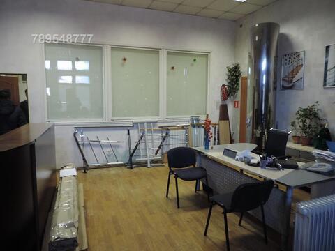 Офисное помещение на территории складского комплекса