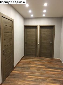 3х комнатная квартира, распашонка 81,5 кв.м, с ремонтом