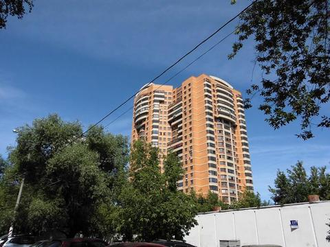 3-х ком. квартира в ЖК бизнес-класса, Кировоградская ул, д. 22к2