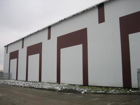 Продается здание п. Октябрьский