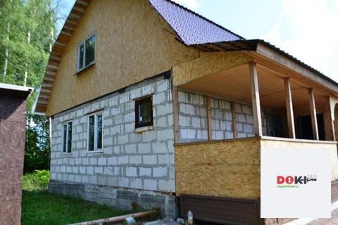 Продается дом 140 кв.м. на участке 12 соток (ИЖС) г. Шатуре!