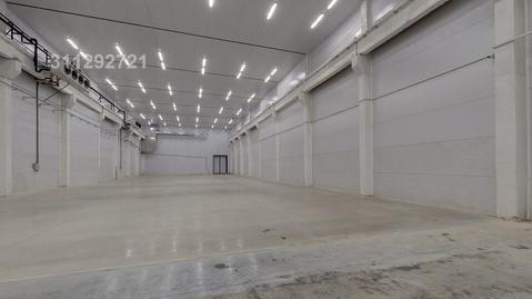 Отапливаемые складские помещения класса «В +» 1300 кв.м. и 2600 кв.