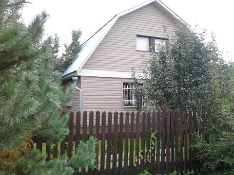 Продается дом рядом с г.Звенигород