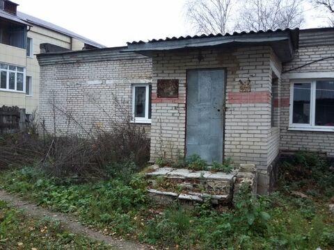 Производственно-складское помещение в Сергиевом Посаде на Фестивальной