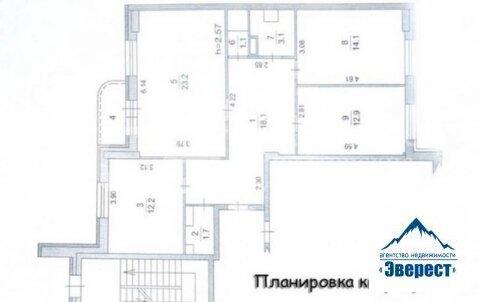 Продается 3 комнатная квартира.Московская .