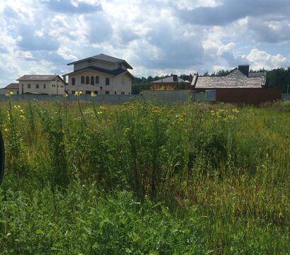 Земельный участок 8,23 соток в Коттеджном посёлке 14 км от МКАД