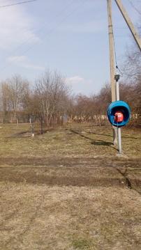 Продается участок 30 соток в д. Бочкино Истринского р