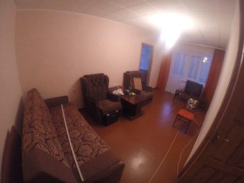 Трёхкомнатная квартира для рабочего состава