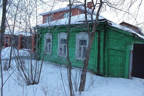 Часть дома в черте города