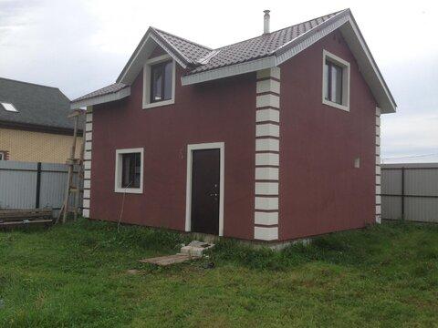 Дом-баня в г. Раменское, д. Старково.