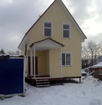 Продается жилой дом (новостройка) в г. Апрелевка