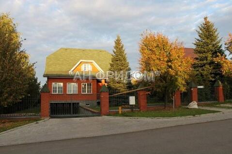 Коттедж 350м2, Симферопольское ш,14 км от МКАД, д.Мостовское
