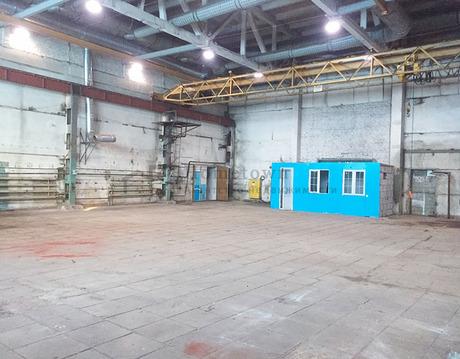 Сдается производственное помещение 160м2.