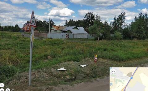 Часть дома в пос.Петровское. ИЖС.