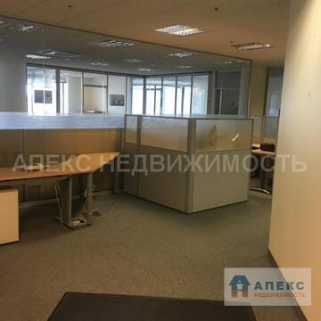 Аренда офиса 288 м2 м. Маяковская в бизнес-центре класса А в Тверской