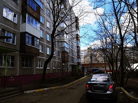 Продается 2 к. кв. в г. Раменское, ул. Коммунистическая, д. 19