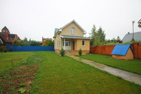 Дом в Тарасково, 121 м2