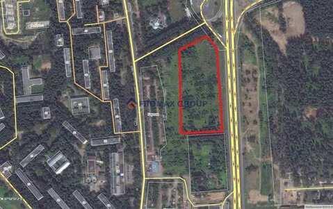 Продается земельный участок на Ярославском шоссе г. Пушкино