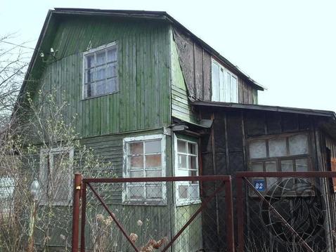 2-этажный дом на участке 5,5 сотки СНТ Василёк, г.о. Подольск