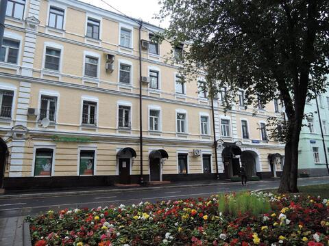 Патриаршие пруды, м. Пушкинская, Сытинский туп, 125 кв.м, 3 спальни