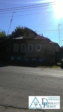 Продается часть дома с баней город Бронницы, ул.Московская