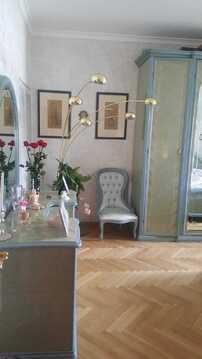 Продается 3-комнатная квартира в центре Москвы