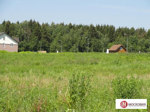 Земельный уч. 10,5 соток, ИЖС, 25 км. от МКАД Киевское шосс, 3985050 руб.