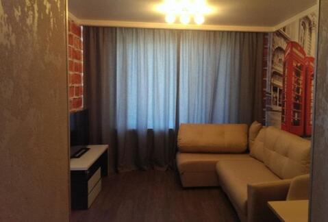 Трёхкомнатная квартира с евроремонтом.