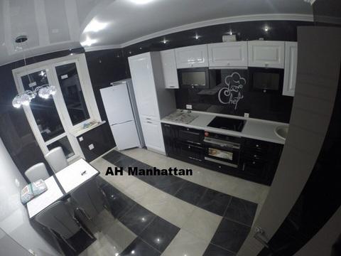 Двухкомнатная квартира в монолитном доме после ремонта