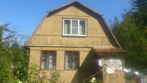 Дом на 10 сотках рядом с Голицыно