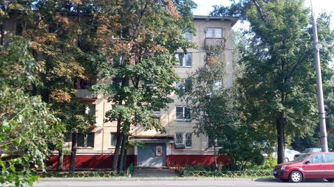 "Продаю 2-х комн. квартиру. Москва.м. ""Бабушкинская""."
