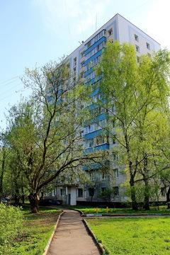 3-х комнатная квартира около метро Водный стадион