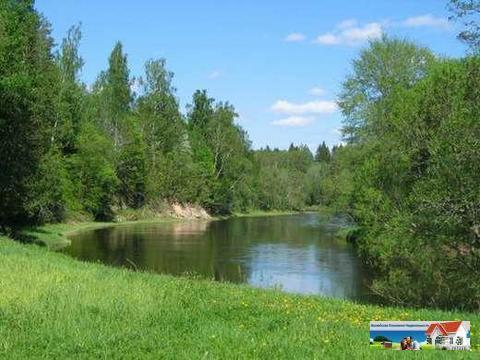 Участок 4 Га под дачное строительство на берегу реки Протва.