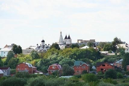 Участок 10 соток в Серпухове, Владычная Слобода, ИЖС, коммуникации, 3500000 руб.